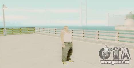 Ghetto Skin Pack für GTA San Andreas siebten Screenshot