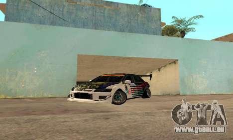 Mitsubishi Lancer Evo 9 VCDT V2 für GTA San Andreas