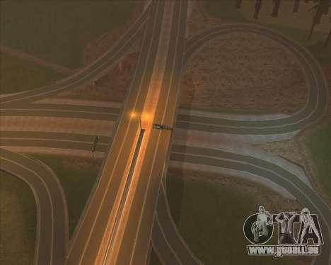 New Roads für GTA San Andreas her Screenshot