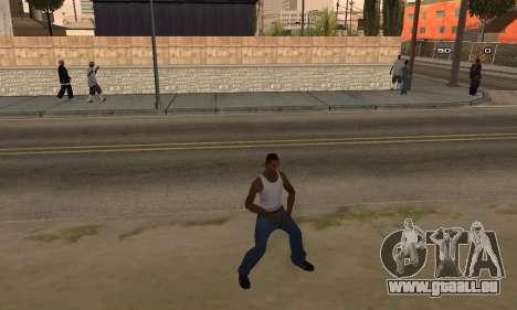 Dance für GTA San Andreas zweiten Screenshot
