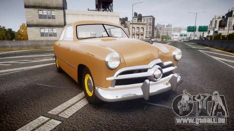Ford Business 1949 v2.1 pour GTA 4