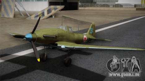 ИЛ-10 Korean Air Force pour GTA San Andreas