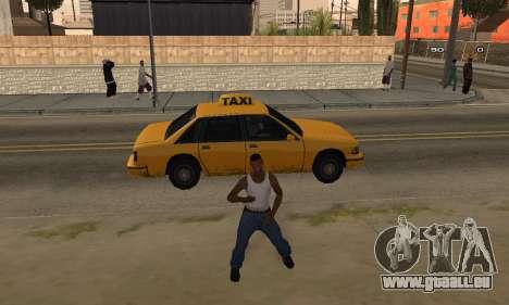 Dance für GTA San Andreas dritten Screenshot