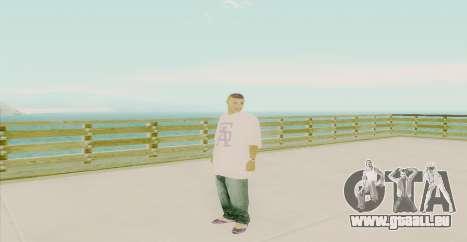 Ghetto Skin Pack pour GTA San Andreas dixième écran