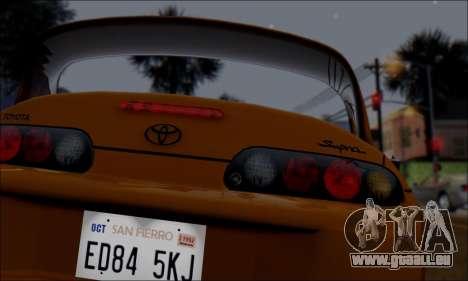 GTA 5 ENBSeries v3.0 Final pour GTA San Andreas quatrième écran
