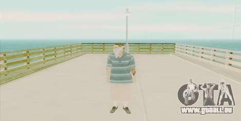 Ghetto Skin Pack für GTA San Andreas dritten Screenshot