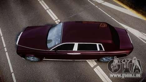 Rolls-Royce Phantom EWB v3.0 pour GTA 4 est un droit