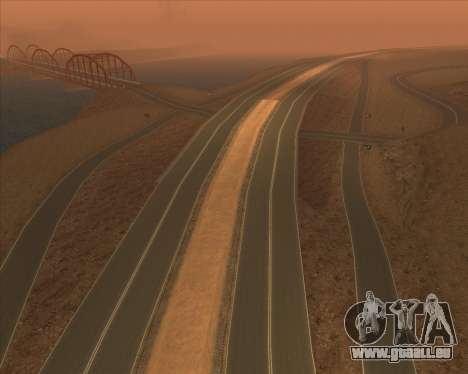 New Roads pour GTA San Andreas