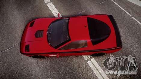 Invetero Coquette Spec-R1 für GTA 4 rechte Ansicht