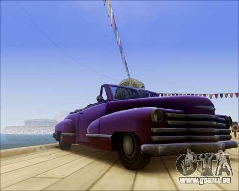ENB by Nietto for SA:MP für GTA San Andreas dritten Screenshot