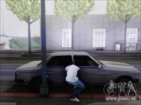 Le piratage de la machine pour GTA San Andreas deuxième écran
