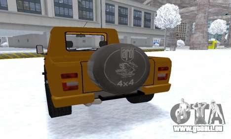Aro 242 pour GTA San Andreas roue