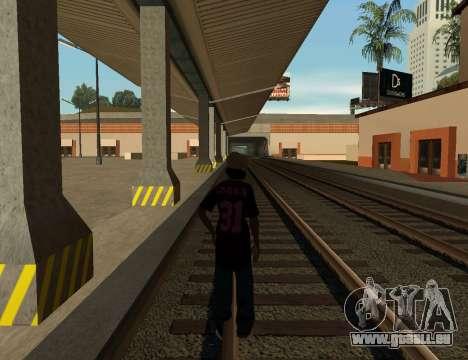 Cleo Slap für GTA San Andreas