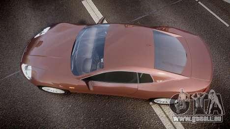 Dewbauchee XSL650R pour GTA 4 est un droit