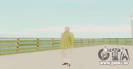 Ghetto Skin Pack für GTA San Andreas sechsten Screenshot
