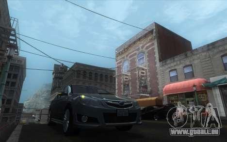 Classic Dark ENB pour GTA San Andreas cinquième écran