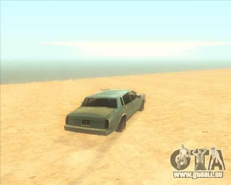 ENBSeries NEW Perfect Effects für GTA San Andreas zweiten Screenshot