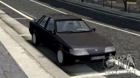 Daewoo Espero 1.5 GLX 1996 für GTA 4 Rückansicht