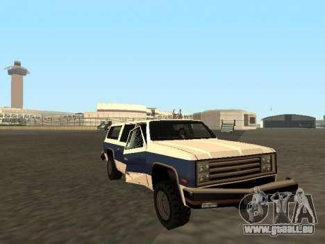 Rancher Four Door pour GTA San Andreas