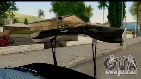 Nissan Silvia S14 Kouki Skin pour GTA San Andreas vue de droite