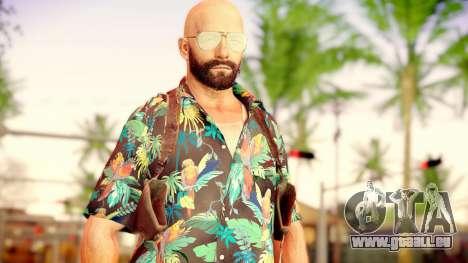ENB Flash Real Overhaul pour GTA San Andreas troisième écran
