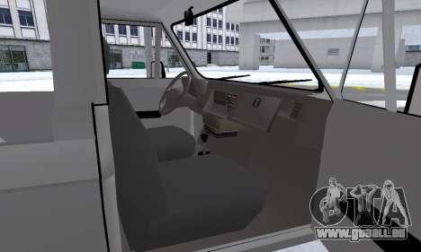 Aro 242 für GTA San Andreas Innen