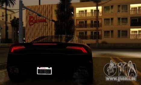 GTA 5 ENBSeries v3.0 Final pour GTA San Andreas troisième écran