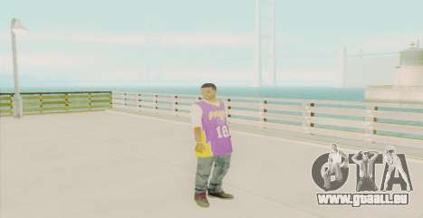 Ghetto Skin Pack pour GTA San Andreas onzième écran