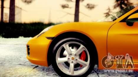 ENB Flash Real Overhaul pour GTA San Andreas cinquième écran