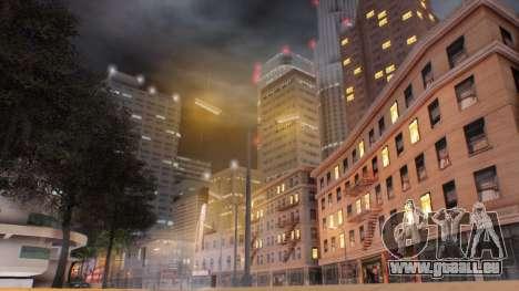 Miami Sunset ENB pour GTA San Andreas deuxième écran