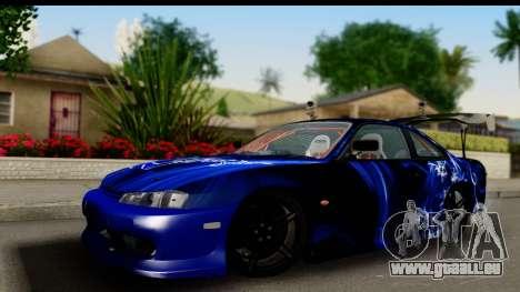 Nissan Silvia S14 Kouki Skin pour GTA San Andreas