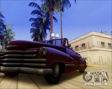 ENB by Nietto for SA:MP für GTA San Andreas her Screenshot