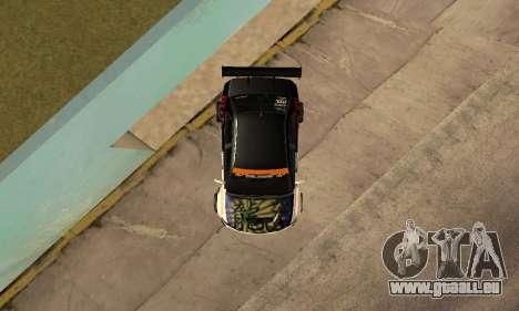 Mitsubishi Lancer Evo 9 VCDT V2 für GTA San Andreas rechten Ansicht