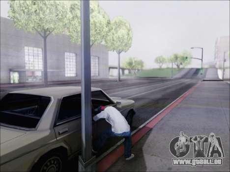 Le piratage de la machine pour GTA San Andreas troisième écran