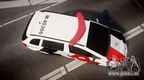 Volkswagen Suran PMESP [ELS] für GTA 4 rechte Ansicht