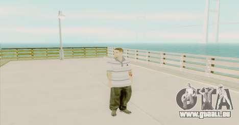 Ghetto Skin Pack pour GTA San Andreas quatrième écran