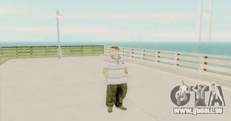 Ghetto Skin Pack für GTA San Andreas her Screenshot