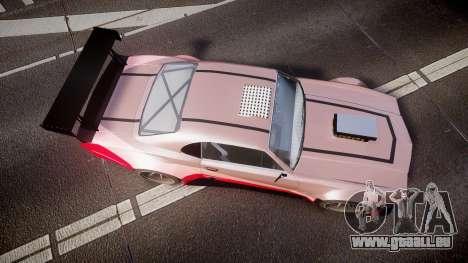 Declasse Sabre GT-R [Update] für GTA 4 rechte Ansicht