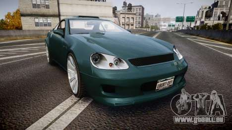 Benefactor Feltzer V8 Sport für GTA 4