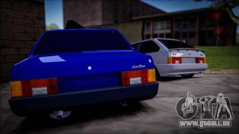 ENB für Mittel-PC für GTA San Andreas zweiten Screenshot