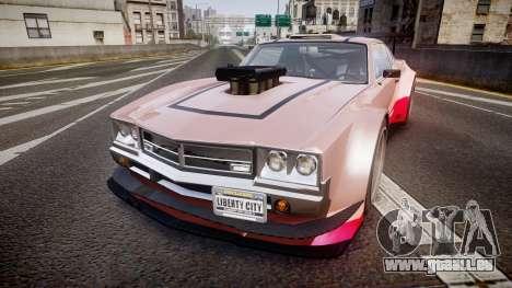 Declasse Sabre GT-R [Update] für GTA 4