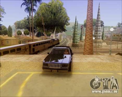 ENB by Nietto for SA:MP für GTA San Andreas zweiten Screenshot