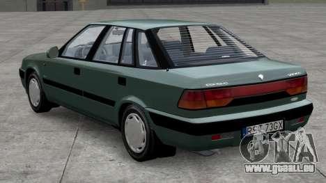 Daewoo Espero 1.5 GLX 1996 für GTA 4 linke Ansicht