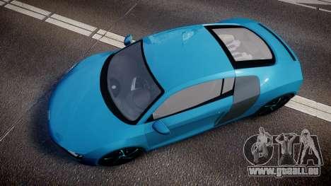 Audi R8 Tron Legacy [EPM] pour GTA 4 est un droit