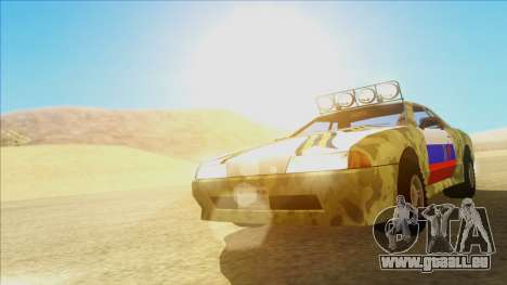 Elegy 23 February pour GTA San Andreas