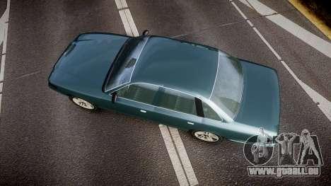 GTA V Vapid Stanier new wheels für GTA 4 rechte Ansicht