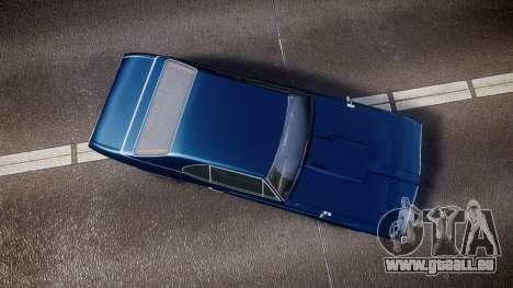 Classique Stallion Fastback für GTA 4 rechte Ansicht
