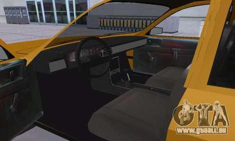 Renault 12 SW Taxi für GTA San Andreas Seitenansicht