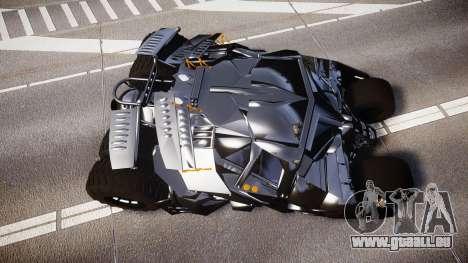Batman tumbler [EPM] pour GTA 4 est un droit