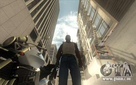Classic Dark ENB pour GTA San Andreas quatrième écran